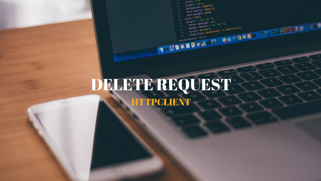How to send HTTP DELETE Request using Apache HttpClient in