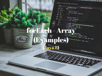 forEach_Array_Java8_Featured_Image_Techndeck